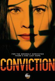 Conviction  | Drama | TV Series (2016– ) A brilliant young attorney (Hayley Atwell), who is also the daughter of a former U.S. president, is blackmailed to head up NYC's new Conviction Integrity Unit. She and her team investigate cases where people may have been wrongly convicted.