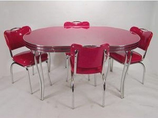 Gorgeous Retro Dining Room Chairs Ideas_49