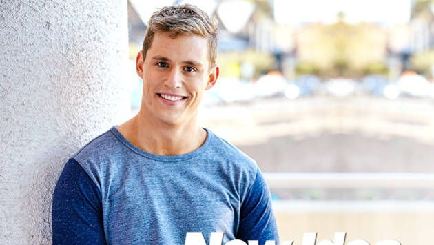 Summer Bay's newest recruit reveals how he hasn't let shyness hold him back.