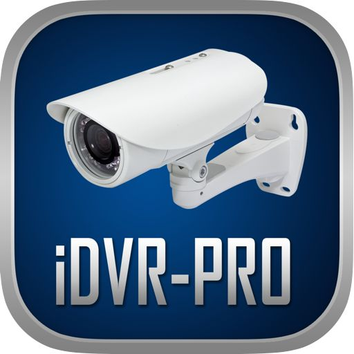 iDVR-PRO Viewer a free CCTV DVR application tool which gives you the opportunity to video monitor webcams from your smartphone or tablet. With the help of