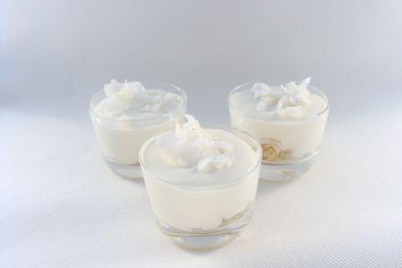 Kokosmousse - Junnekes recepten