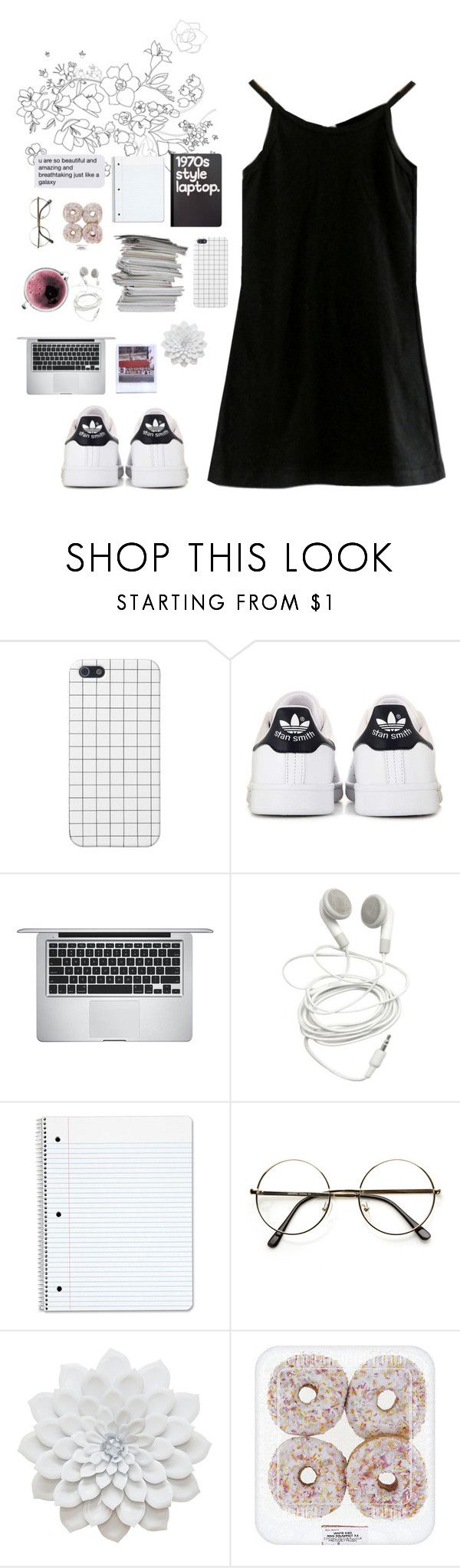 """"" by joycereina ❤ liked on Polyvore featuring adidas, Apple, Retrò, Concord and country"