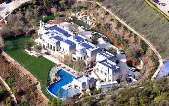 Tom Brady and Gisele's $20M SuperMansion Mansion ($20000000)