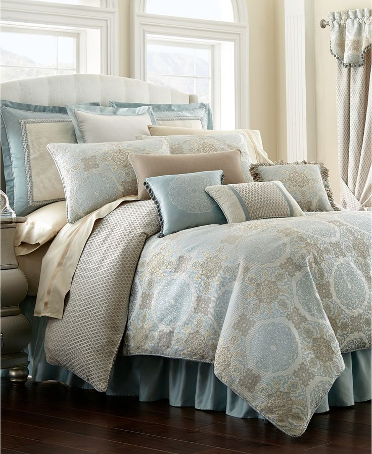 Waterford Reversible Bedding Collection & Reviews