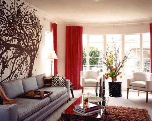 46 best Living Room images on Pinterest Living room ideas Red