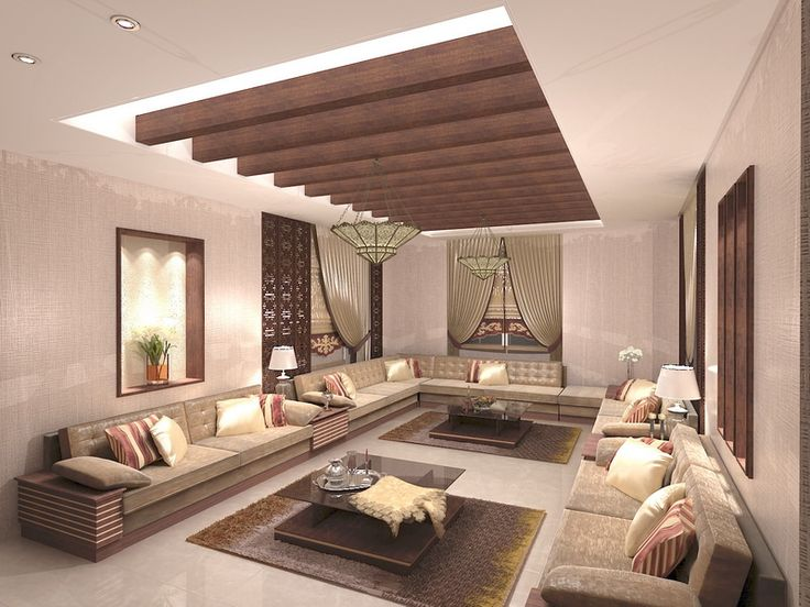 majlis  Recherche Google  living room  Home decor furniture Moroccan interiors Home Decor