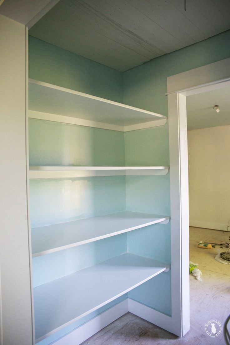 an upstairs update - the handmade home