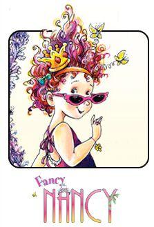 Little Miss Fancy Nancy