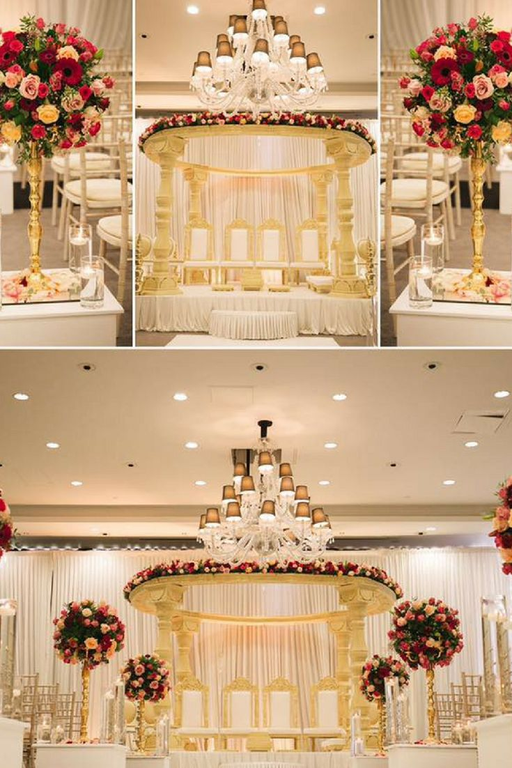 wedding card manufacturers in tamilnadu%0A Indian wedding mandap  decor and flowers by  SW Events