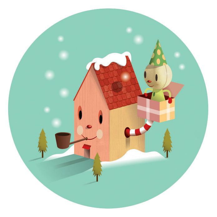 Cristian Turdera - Christmas card