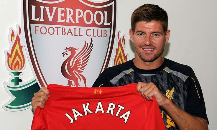 See you in Jakarta, Stevie!