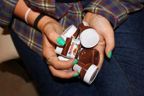 Nutella Shots?! Is this real life