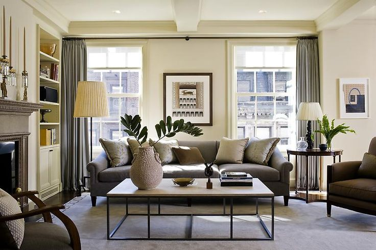 Family Apartment, Upper East Side Glenn Gissler Design Glenn Gissler Design