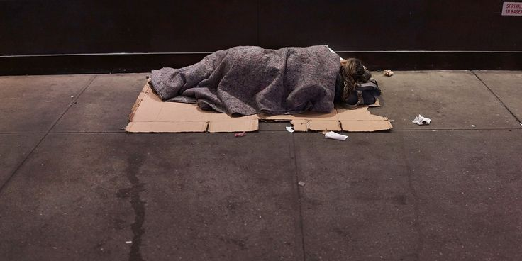 Huffington Post: 10 Facts About Homelessness