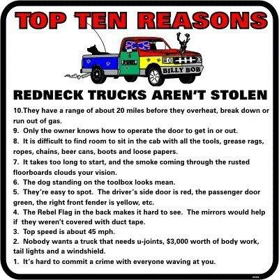 Redneck trucks