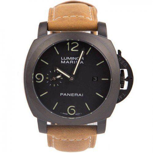 Мужские часы Panerai Luminor Marina https://ulber.ru/chasy/muzhskie-chasi-panerai-luminor-marina  Мужские часы Panerai Luminor Marina – это изящный аксессуар в классическом стиле, разработанный всемирно известной часовой швейцарской фирмой. Отличный выбор современного мужчины, идущего в ногу со временем!  Что такое часы Panerai Luminor Marina  Мужские часы Panerai Luminor Marina – это стильные часы с высокоточным швейцарским механизмом, которые являются 100%-ной копией часов оригинального…