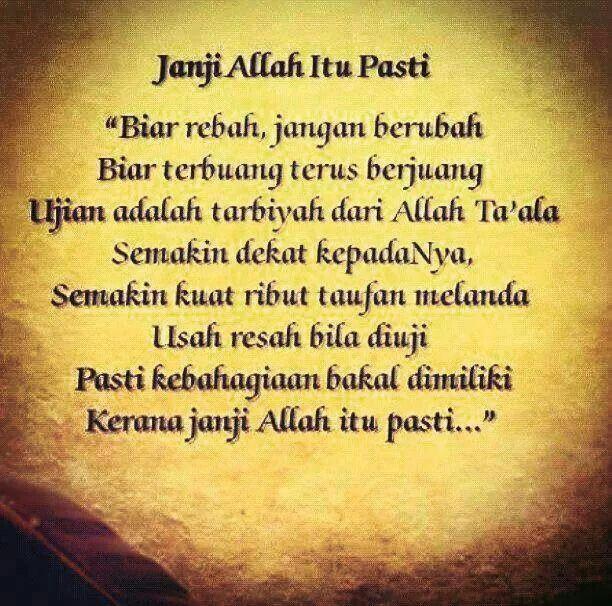Ingatan #islam