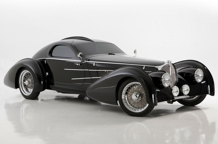 Bugatti Type 57 SC Atlantic. Automobiles Ettore Bugatti was a French car manufacturer of high-performance automobiles, founded in 1909 in the then German city of Molsheim, Alsace by Italian-born Ettore Bugatti. Bugatti cars were known for their design beauty and for their many race victories.