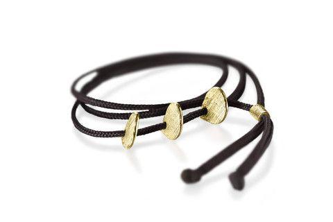 Fleur friendship bracelet, as featured in the Tattler magazine - Decem – Nicci Bethell Jewellery