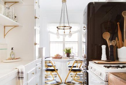 Un hogar de decoración ecléctica absolutamente perfecto · An eclectic and absolutely perfect home