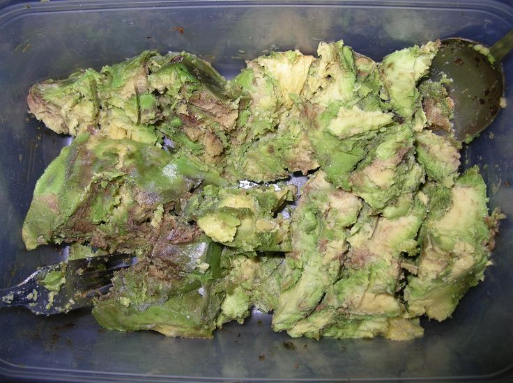 Frozen avocado requires very little thawing time; actually tastes better than full-on ice cream, with a caloric density inferior to bread.