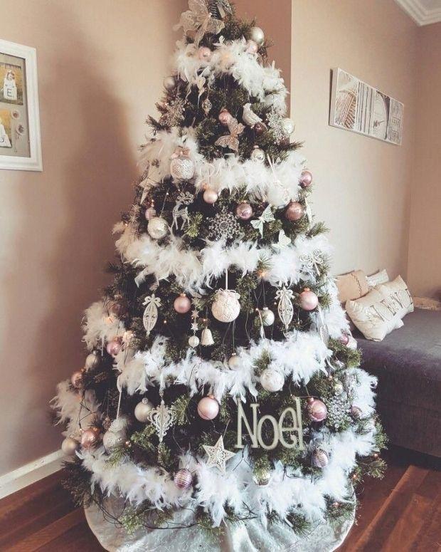 Christmastreepink Christmastree Christmastreepink Christmastree Christmastreepink Christmast Kerst Deco Kerst Woonkamers Kerstboom Versieringen