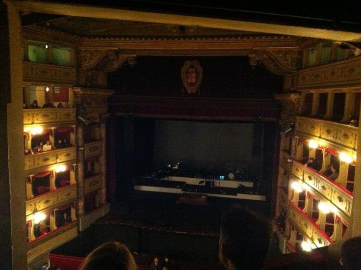 Teatro Sociale di Mantova - Mantova, Lombardia