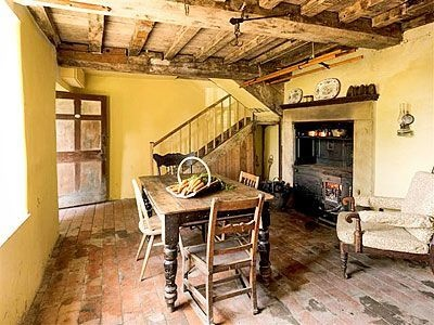 Interior Of Henley Cottage Authentic 19th Century Former Worker 39 S