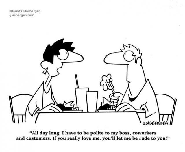 Customer Service Cartoons The Ultimate Customer Service