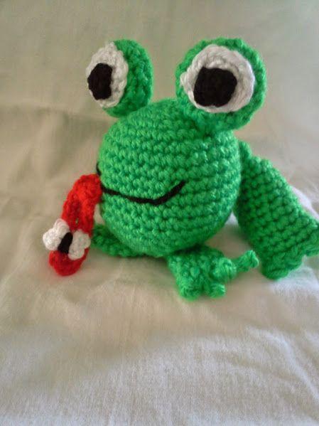 Hop-a-long Frog