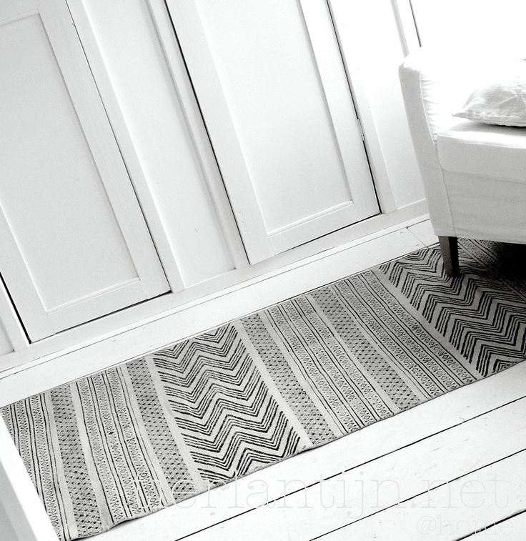 Rug House Doctor black and white barefootstyling.com