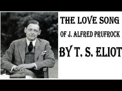 LIVE The Love Song of J. Alfred Prufrock -T. S. Eliot – Full Free AudioBook, Summary BAC, Biography - YouTube