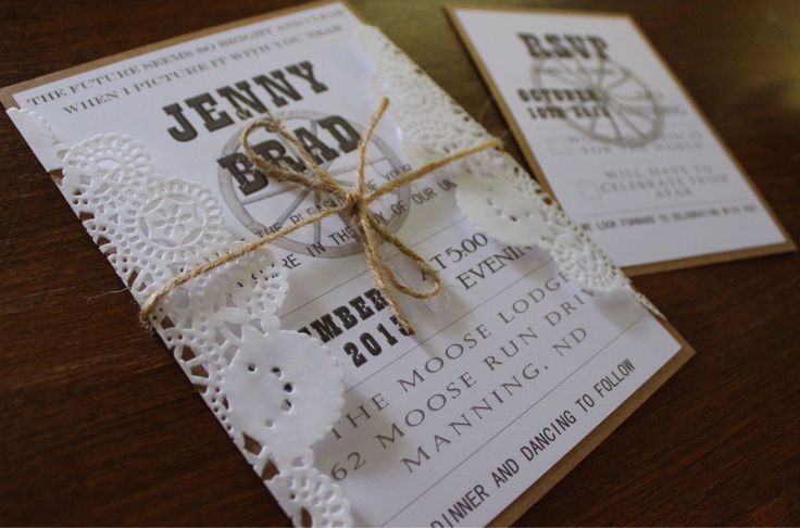 Rustic Western Wedding Invitations: 1000+ Ideas About Western Wedding Invitations On Pinterest
