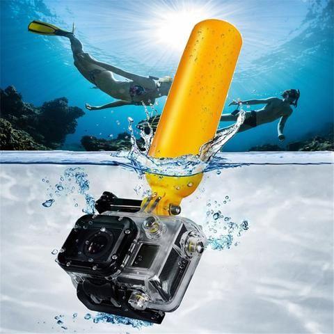 BEST SELLER - Floating Hand Grip Bobber For Action Cameras