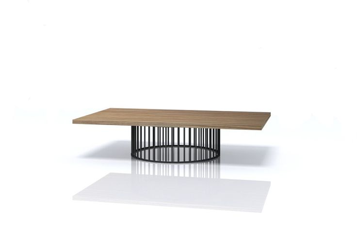 Give your living room the ultimate midcentury modern centerpiece with this table.  | www.levardi.com