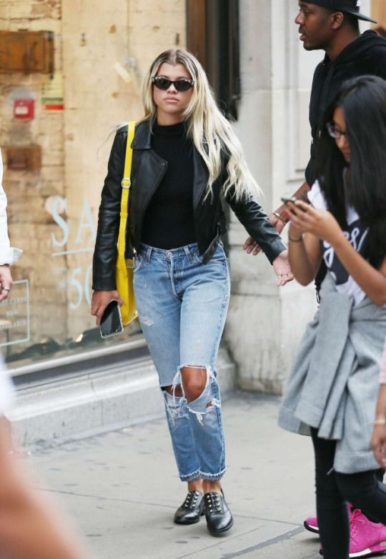 52 Best Sofia Richie Images On Pinterest Sofia Richie Celebrity Street Styles And Grunge Style