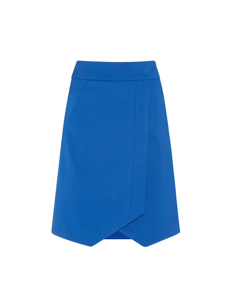 Veronika Maine Asymmetric Skirt