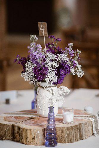 42 rustic wedding centerpieces fancy ideas wedding reception rh pinterest com