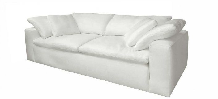 Restoration Hardware Cloud Sofa Replica Made In Usa