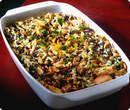 Já utilizou o Arroz Selvagem da Caçarola? Agora já tem uma nova ideia para o jantar de hoje!
