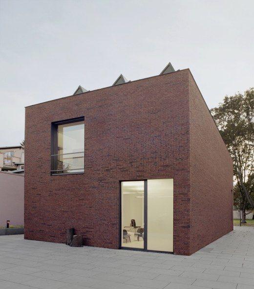 Atelierhaus Friedrichshagen // Numrich Albrecht Klumpp