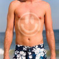 Sunburn art: nog een reden om een beroep te doen op het gezond verstand…