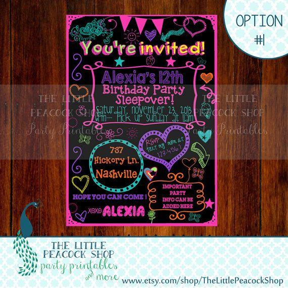 explore teen birthday parties