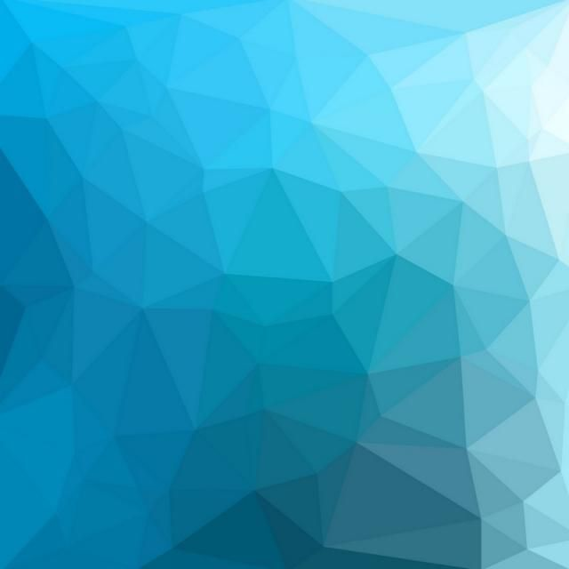 Light Blue Cool Vector Low Poly Crystal Background Low