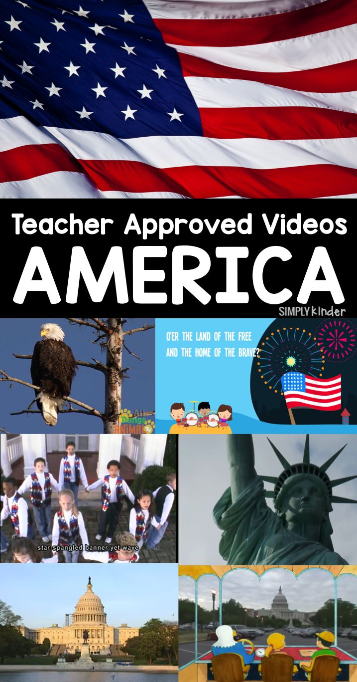 Videos About America for Kids 22905 best