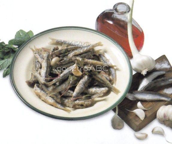 Ecetes szardínia | Receptek | gasztroABC