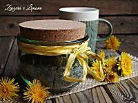 Idea regalo: preparato per tisana drenante   Zenzero e Limone