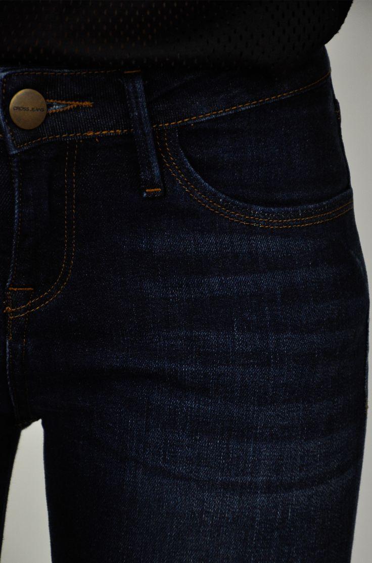 Damskie jeansy skinny Cross Jeans sklep internetowy