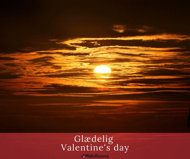 Håber, du får en dejlige Valentine's dag og aften!