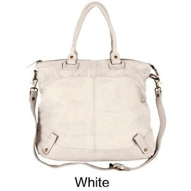 what did I tell you about white leather <3